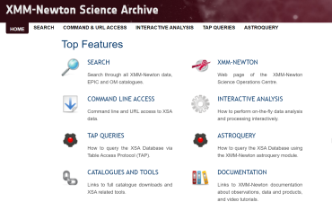 XMM-Newton Science Archive