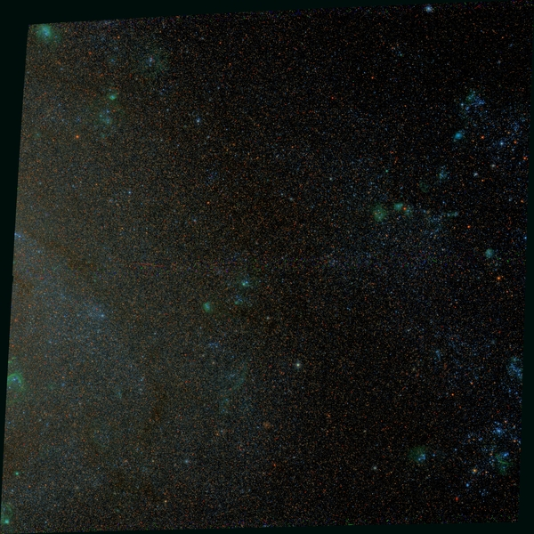 acs-wfc image of ngc300